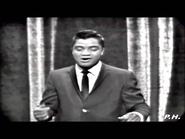 The Ed Sullivan Show - 'Lonely Teardrops' - Jackie Wilson (Aired May 27,...