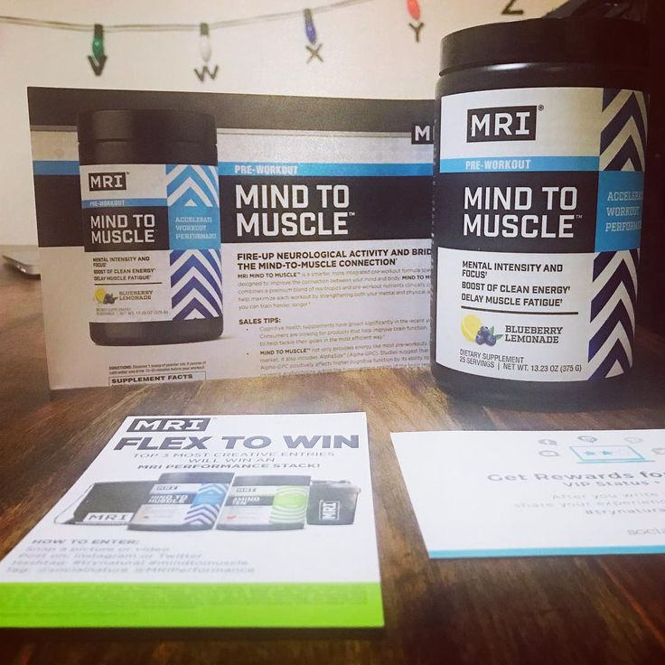 @socialnature #trynatural #mindtomuscle @mriperformance #freesample another fantastic product from social nature! This mind to muscle pre-workout supplement provides boost of clean energy. It also helps delay muscle fatigue. Plus it helps with mental intensity and focus. It has Alphasize which supports the production of acetylcholine a neurotransmitter which helps support brain function and enhances mental sharpness. Has Carnosyn which is a premium beta-alanine that optimizes muscular power…