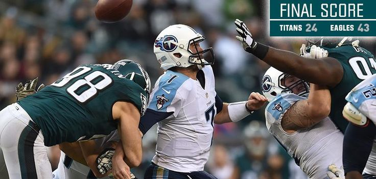 #METROPHILADELPHIANEWS  #Eagles 43-24 Win Over #Titans Was Only A #BirdDay Appetizer, Bring On The #DallasCowboys.