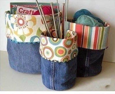 Jeans Aufbewahrung