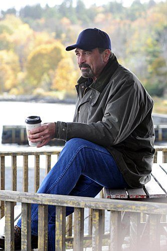 Tom Selleck in Jesse Stone: No Remorse (2010) - only problem with this character is that he's an alcoholic. It's been done, and done, and done.