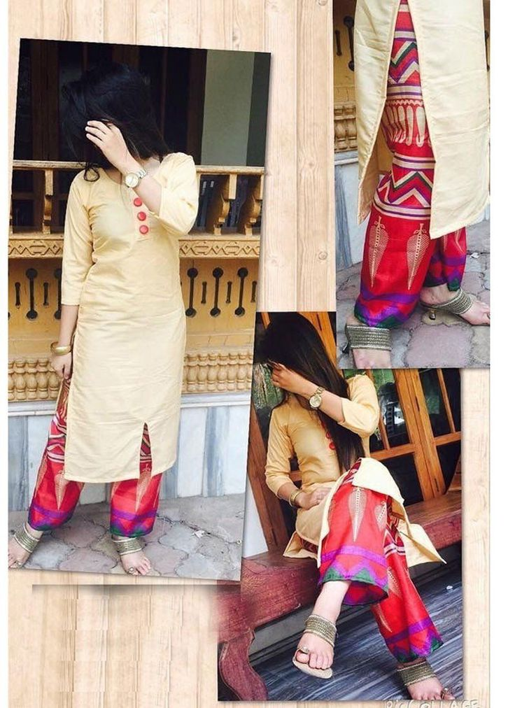 Cream Color Digital Print Cotton Semi Stiched Salwar Suit with Dupatta.