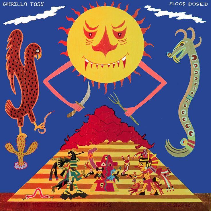 Guerilla Toss - Flood Dosed (Vinyl)