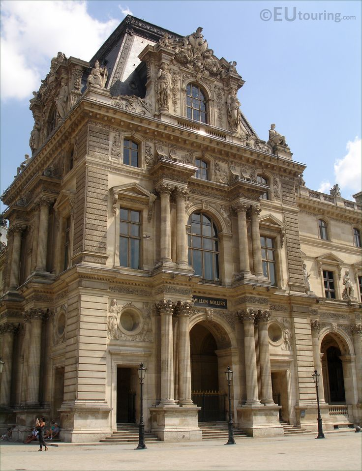 17 best images about louvre museum on pinterest louis xiv statue of and architecture - Louvre architekt ...