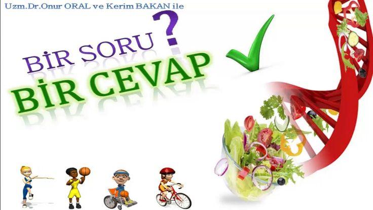 Dr.Onur Oral ve Kerim Bakan İle  Bir Soru Bir Cevap 1. Bölüm (Konu Spor ...