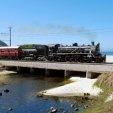 Atlantic Rail Steam Train to Simon's Town