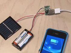 Cómo hacer un cargador solar para celular! Uno nunca sabe cuando se pueda necesitar!. Aquí te voy a enseñar cómo puedes hacer un cargador de emergencias, problemente tengas entre tus curiosidades alguno de los elementos que necesitasm, de ser así...