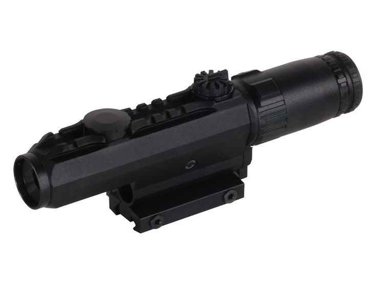 Leupold Mark 4 CQ/T Tactical Rifle Scope 1-3x 14mm Circle - MPN: 67670