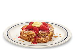 Double Dipped French Toast.... Must try to hack a Paleo version
