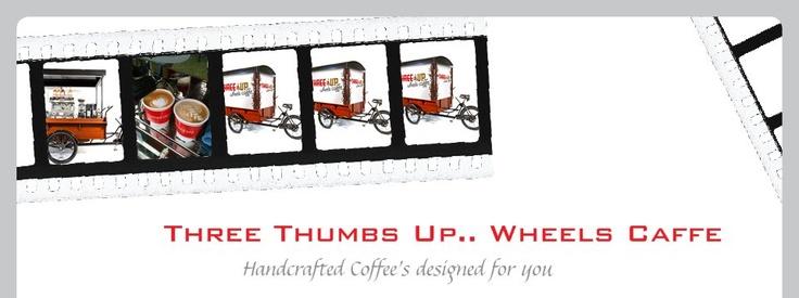 Kaffe on the go ....