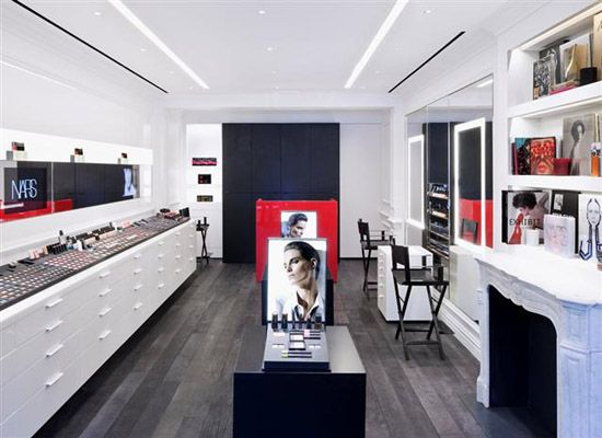 Nars Boutique NY Store DesignBoutique StoresBoutique InteriorStudio