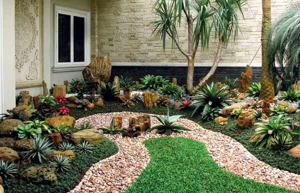Tukang Taman | Jasa Pembuatan Taman: Tukang Taman Kering