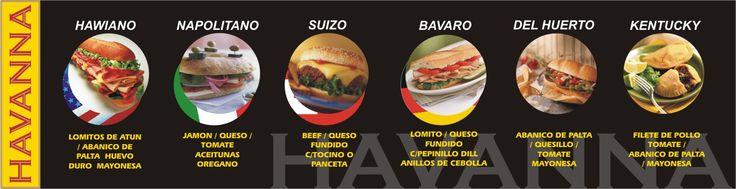 Gráfica Café Havanna