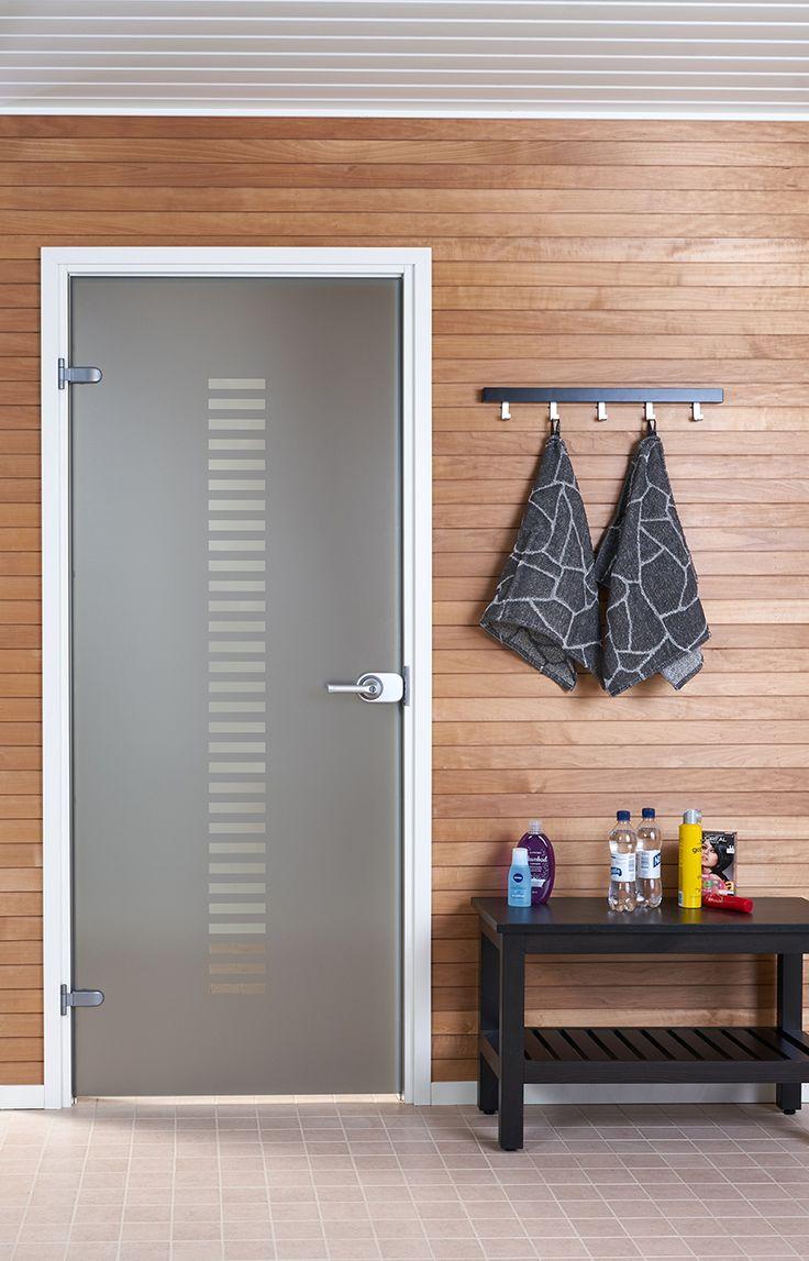 JELD-WENin Spa-malliston lasiovi Vertico+ ja Salasauna-pyykeet http://www.jeld-wen.fi/ovet/sisaovet/sisaovivalikoima/tuotesivu/?productId=3299