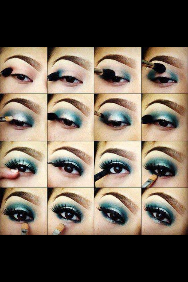 Cute eye makeup Tutorial