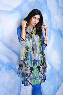 Nishat present summer lawn collection volume-2 of 2016 with the extensive high-quality of prints that motivated by the spring/summer catwalk shows earlier this year.