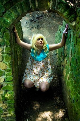 Miss Trixie Rose - Fashion Photography - Marla Design Clothing - Lewis Ryan Photographer