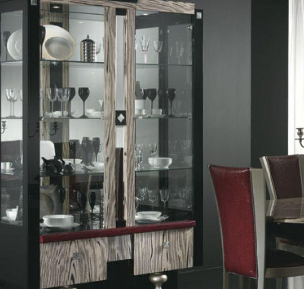 Mobilificio TreCi | collezione New Luxury| collezione FANCY ZEBRATO