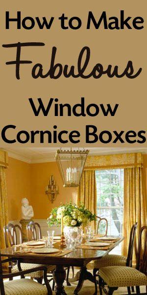 25 Best Ideas About Cornice Box On Pinterest Pelmet Box