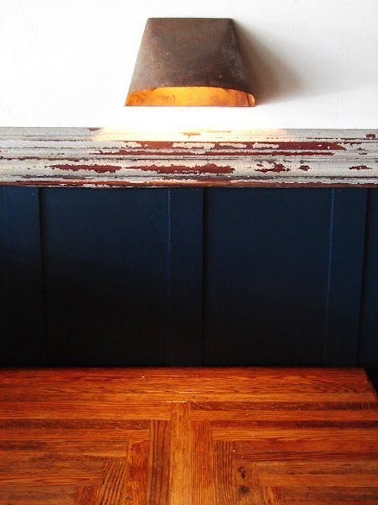 Behr's Night Shade (740F-7). It's as close to black as paint can get without quite being black, and it's gorgeously deep. The Best Paint Colors: 10 Behr Dramatic Darks