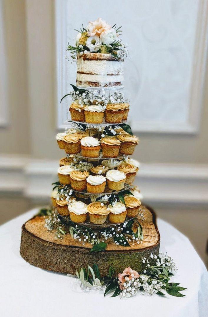 Cupcake Buy Cupcake Stand 50 Cupcake Stand Basic Cupcakes Cupcake Tree Stand Cupcake Holde In 2020 Different Wedding Cakes Cupcake Tower Cake Romantic Wedding Cake