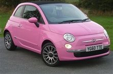 where to buy a pink fiat | Used Fiat 500 Cars For Sale - Cheap Used Fiat 500 Online - CarSite.co ...