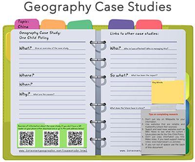 Case Study template for A  Edexcel Unit   Tectonics