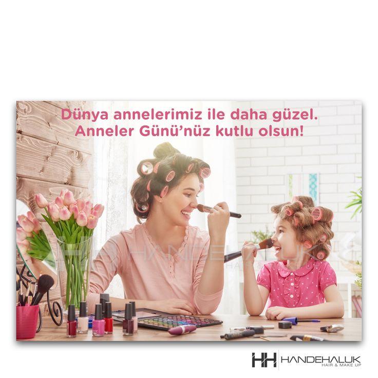 Dünyayı güzelleştiren tüm annelere…  #HandeHaluk #ulus #zorlu #zorluavm #zorlucenter #AnnelerGünü #AnnelerGunu
