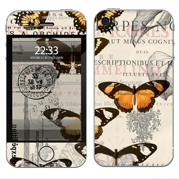 Mobile Sticker BUTTERFLIES by Sticky!!!