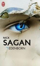 Le Bouquinovore: Edenborn, Nick Sagan
