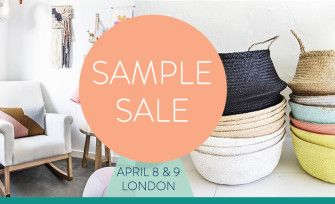 Sample sale 2016 main image
