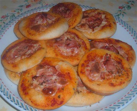 Pasta da tavola calda siciliana con lm