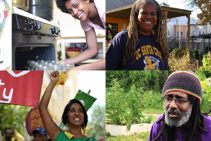 What can the food movement learn from Black Lives Matter in this tumultuous moment?