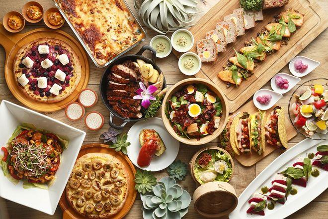 京都タワーホテル,多国籍,カリフォルニア料理,和の食材,カリフォルニアビュッフェ