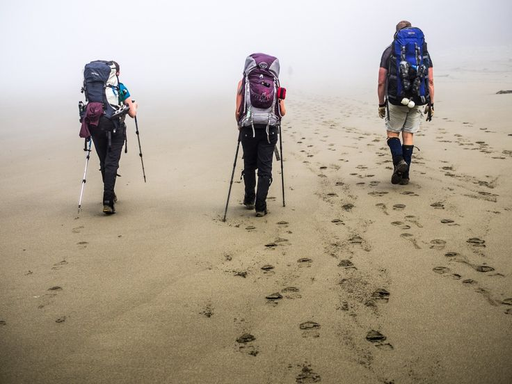 How to Enjoy The  West Coast Trail.  West Coast Trail, Pacific Rim National…