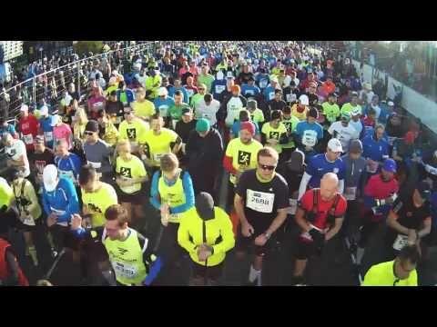 Start 16.PKO Poznań Maratonu