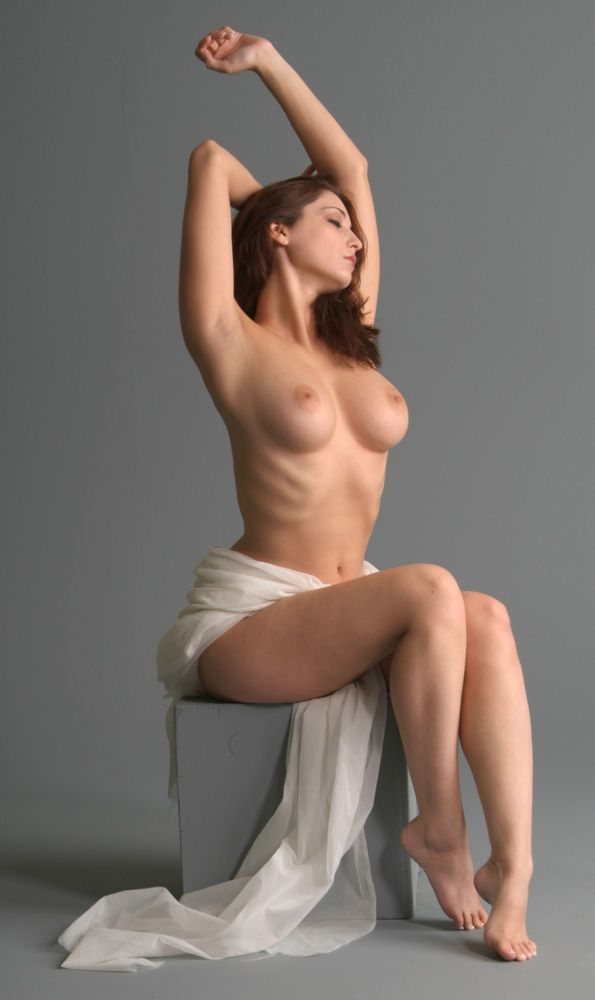 Interesting. Figure drawing models female nude reference with
