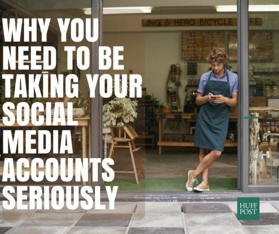 Social Media And Work: Why We Should Be Taking Our Accounts Seriously