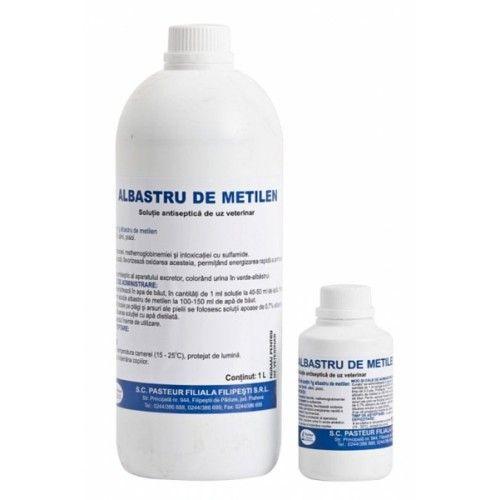 Albastru de Metilen 1% 100ml