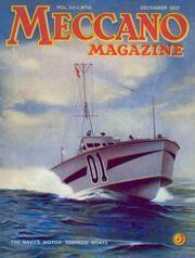 Revista vintage- December 1937 VOL XXII- No 12