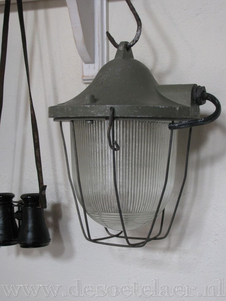 Stoer industriele  lamp | industrial lamp