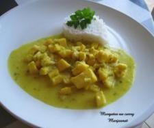 Recette Morgates au curry (blancs de seiches) par marjeanat - recette de la catégorie Poissons
