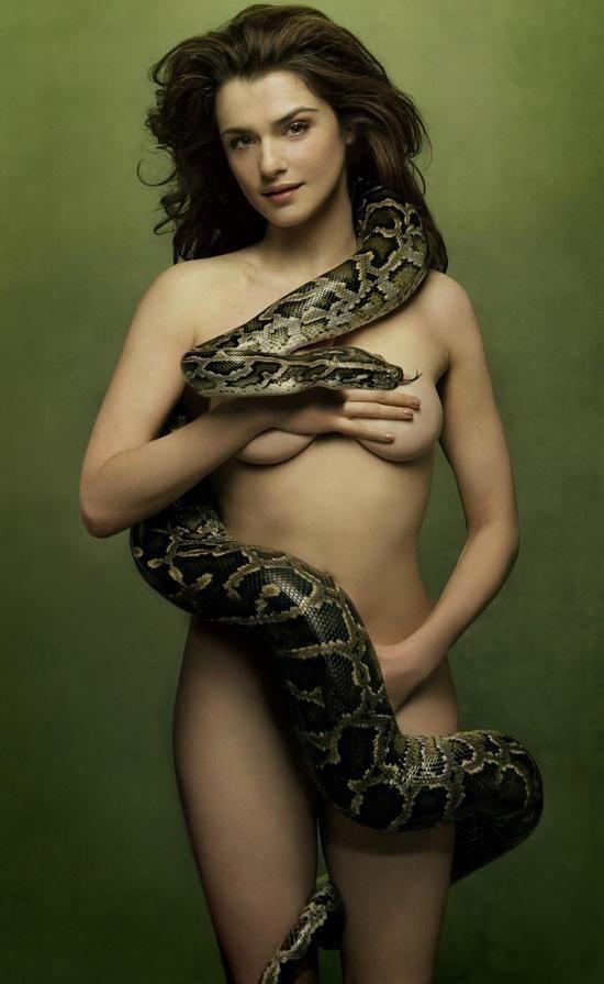 """Rachel Weisz recalls """"Lilith"""" by John Collier."""