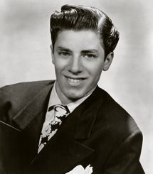 Jerry Lewis 1944 - born in 1926 Newark, New Jersey US