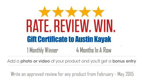 Review Your Kayak Fishing Gear Contest