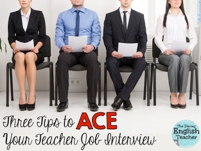 The 25+ best Teacher job interview ideas on Pinterest Teacher - job interview tips