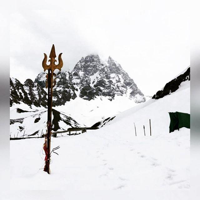 Lord Shiva Barfanibaba Kailashnivasi