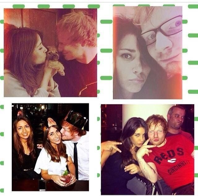 ed sheeran and athina andrelos relationship quizzes