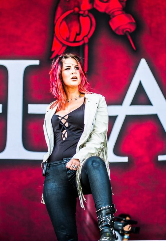 Charlotte Wessels _ Delain