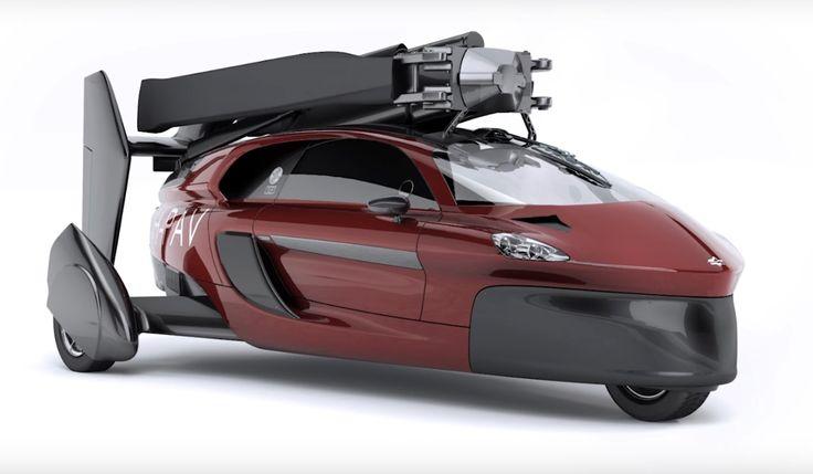 PAL-V – летающий автомобиль за 499 тыс. евро - http://amsrus.ru/2017/06/25/pal-v-letayushhij-avtomobil-za-499-tys-evro/
